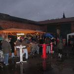 Weihnachtsmarkt auf dem Hof der Familie Hennies