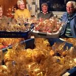 Vorbereitung auf den Weihnachtsmarkt 2014