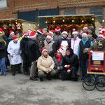 Team Weihnachtsmarkt 2008