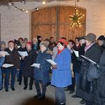 Die Chorgemeinschaft Ingeln