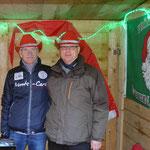 Das Geschäft mit den Wertmarken von Kassenwart Arnold Oelkers