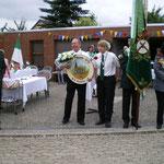 Ehrung des Bürgerkönigs Werner Winnefeld