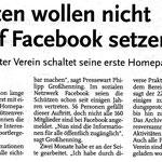 Bericht der Leine-Nachrichten vom 24. März 2014