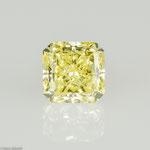 Diamant • 1,13 ct • Radiant • intense yellow/ vs2 • 5,7 mm • Preis auf Anfrage