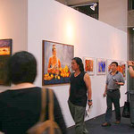 Shang hai ART FAIR 2009