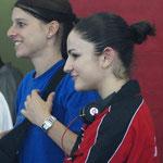 Diana Schwab die Europameisterin 2011 war auch in Pinzgau