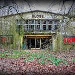 The SSVC Globe Cinema - Albuhera Barracks - B.A.O.R Werl