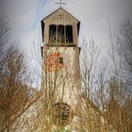 The Church  - Vittoria Barracks - B.A.O.R Werl