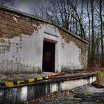 Block 10 - Vittoria Barracks  B.A.O.R Werl