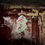 Found painted in the German club Bar, oppersite the Accommodation Blocks - Albuhera Barracks - B.A.O.R Werl