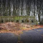 Nissin Hut MT PTN  - Albuhera Barracks - B.A.O.R Werl