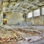 The Gym - Vittoria Barracks - B.A.O.R Werl