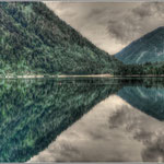 Reflection - The Plansee Austria