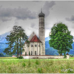 St. Coloman Church  - Schwangau