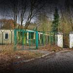 Main Gate & Guardroom - Albuhera Barracks - B.A.O.R Werl