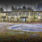 The Gym - Albuhera Barracks B.A.O.R Werl