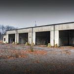 LEC Wksp Inspection bays - Vittoria Barracks  B.A.O.R Werl