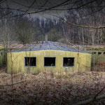 The NAAFI Club remains  -  Albuhera Barracks - B.A.O.R Werl