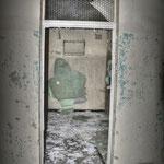 A cell - Albuhera Barracks - B.A.O.R Werl
