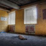 Inside Block 46 the Armourers Shop - Albuhera Barracks B.A.O.R Werl
