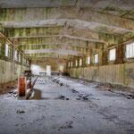 The Skittle Alley lanes - Albuhera Barracks - B.A.O.R Werl
