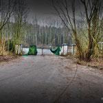 The Gate - Albuhera Barracks - B.A.O.R Werl