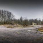 The MT - Albuhera Barracks - B.A.O.R Werl