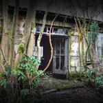 Guardroom side door - Albuhera Barracks - B.A.O.R Werl