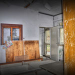 Inside the Guardroom - Vittoria Barracks - B.A.O.R Werl