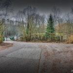 The Albuhera overgrown Guardroom - Albuhera Barracks - B.A.O.R Werl