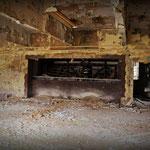 The Naafi bar Remains - NAAFI Club - Albuhera Barracks - B.A.O.R Werl