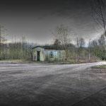 The Petrol Point -  Albuhera Barracks B.A.O.R Werl