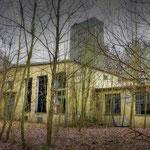 The Boiler House - Albuhera Barracks - B.A.O.R Werl
