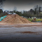 Chippings on the Parade Square - Albuhera Barracks B.A.O.R Werl
