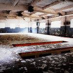 Inside the MT - Albuhera Barracks - B.A.O.R Werl