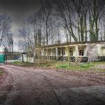 Vittoria Barracks Guardroom  - Vittoria Barracks - B.A.O.R Werl