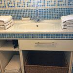 Location à Chenonceaux La Salle de bain Gite de l'Amandier