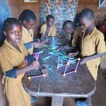 jeu éducatif : les formes géométriques dans la pratique