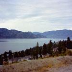 Lac Okanagan, Colombie-Britanique