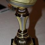 """Der Pokal der Luftpistolenmannschaft """"ohne Deckel"""""""