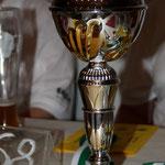 """Der Pokal der Luftgewehrmannschaft  """"mit Deckel"""""""