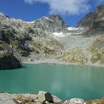 et le lac Blanc