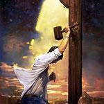 Dios hizo a jesus pecado