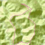 御池山行地図