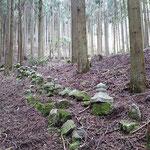 ⑥比叡山、石塔2