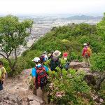 赤神山(357m)山頂