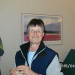 Die Sekretärin Rosmarie Chlouda