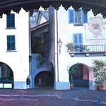 Piazza Italia. Prprietà privata