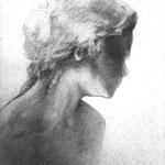 Abum da Staglieno. Grafite dim.28x42