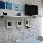 Kreative Steinpaneele Ladrillo Rustico Loft